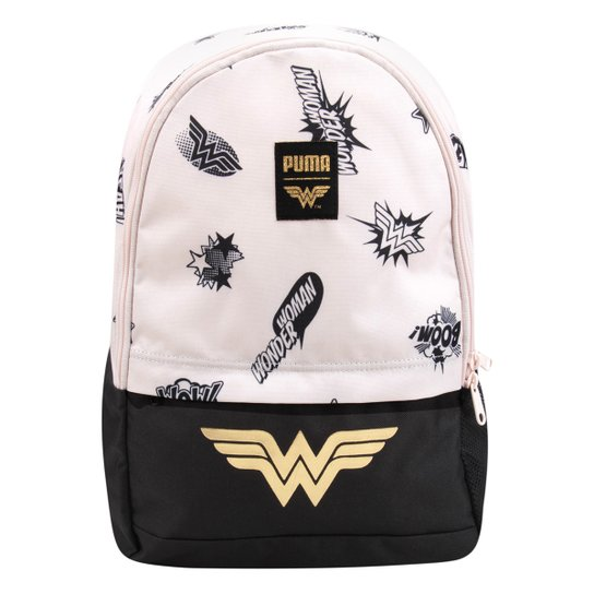 68bbe2ebcfa Mochila Puma Justice League Large Backpack Feminina - Compre Agora ...