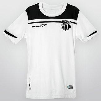 Camisa Penalty Ceará II 2015 nº 10 Juvenil 6f106c39cbeb3