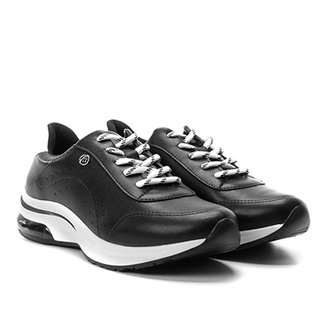 7016cf1f373 Tênis Jogging Via Marte Feminino