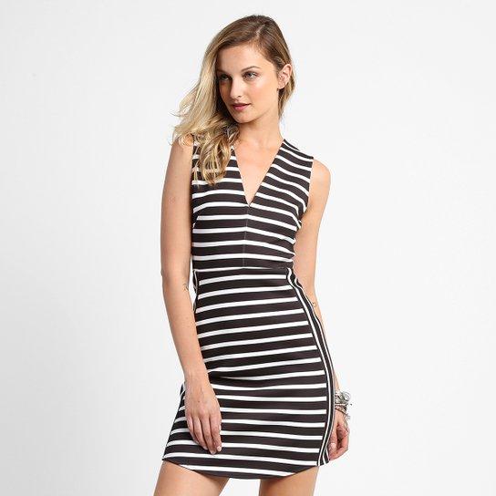 b5e2ebb48 Vestido Colcci Listrado - Compre Agora | Zattini