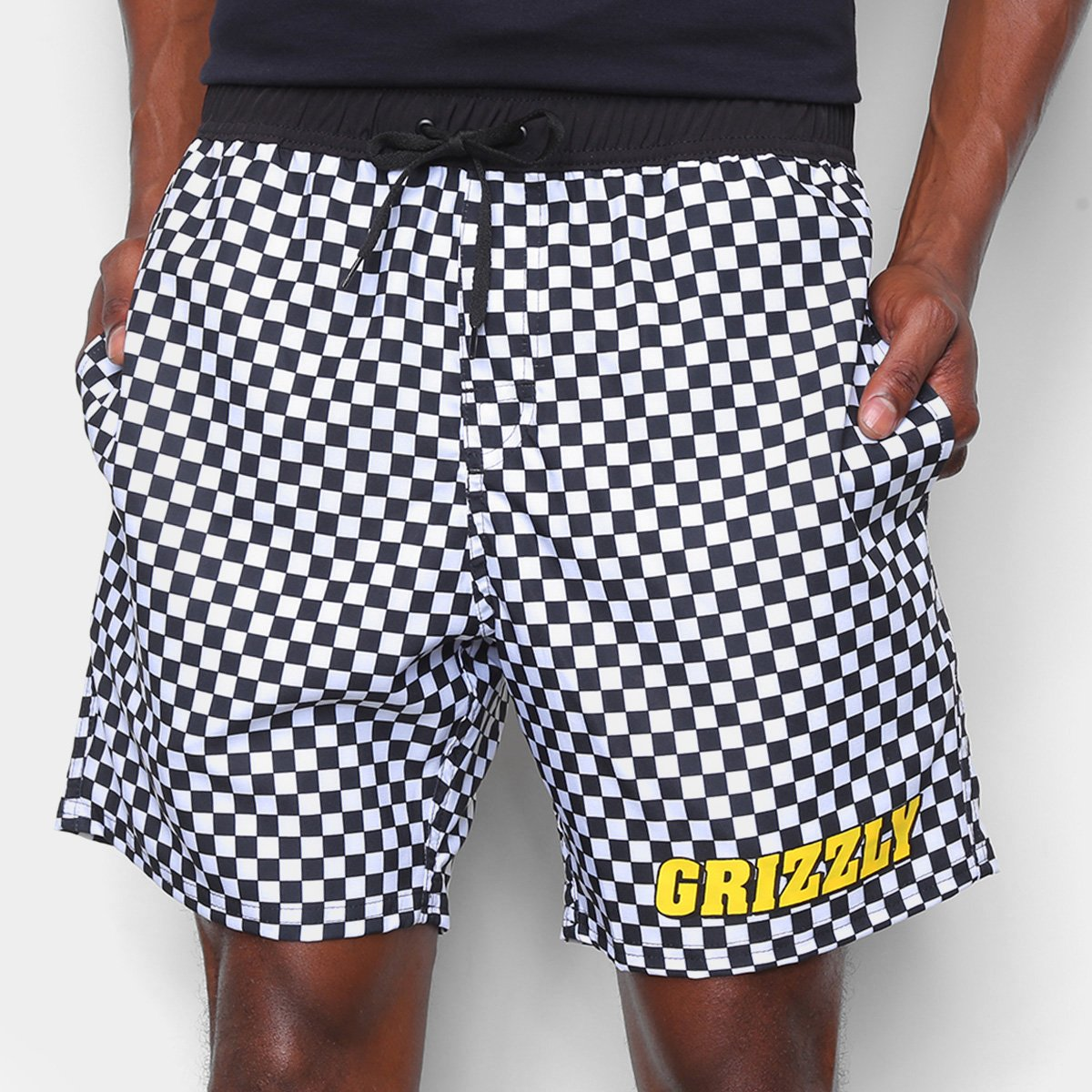 Short Grizzly Finish Line Masculina