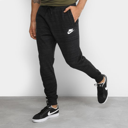 345366b5fd Calça Moletom Jogger Nike NSW Knit Masculina - Compre Agora