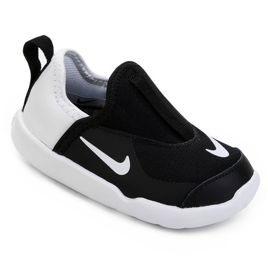39cc057b8aeab Tênis Infantil Nike Lil' Swoosh Masculino - Preto e Branco | Zattini