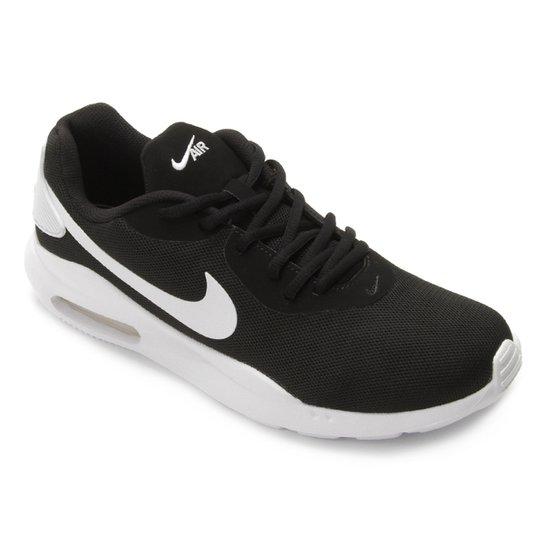 2b6e810857dfc0 Tênis Nike Air Max Oketo Masculino - Preto e Branco | Zattini