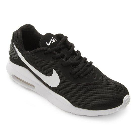 6592a623ac9 Tênis Nike Air Max Oketo Feminino - Preto e Branco - Compre Agora ...