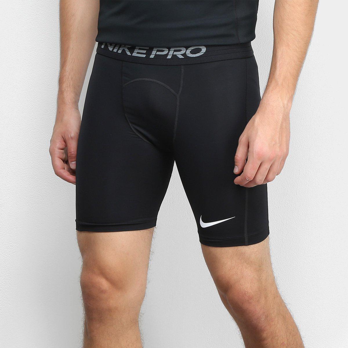 Short de Compressão Nike Pro Masculino