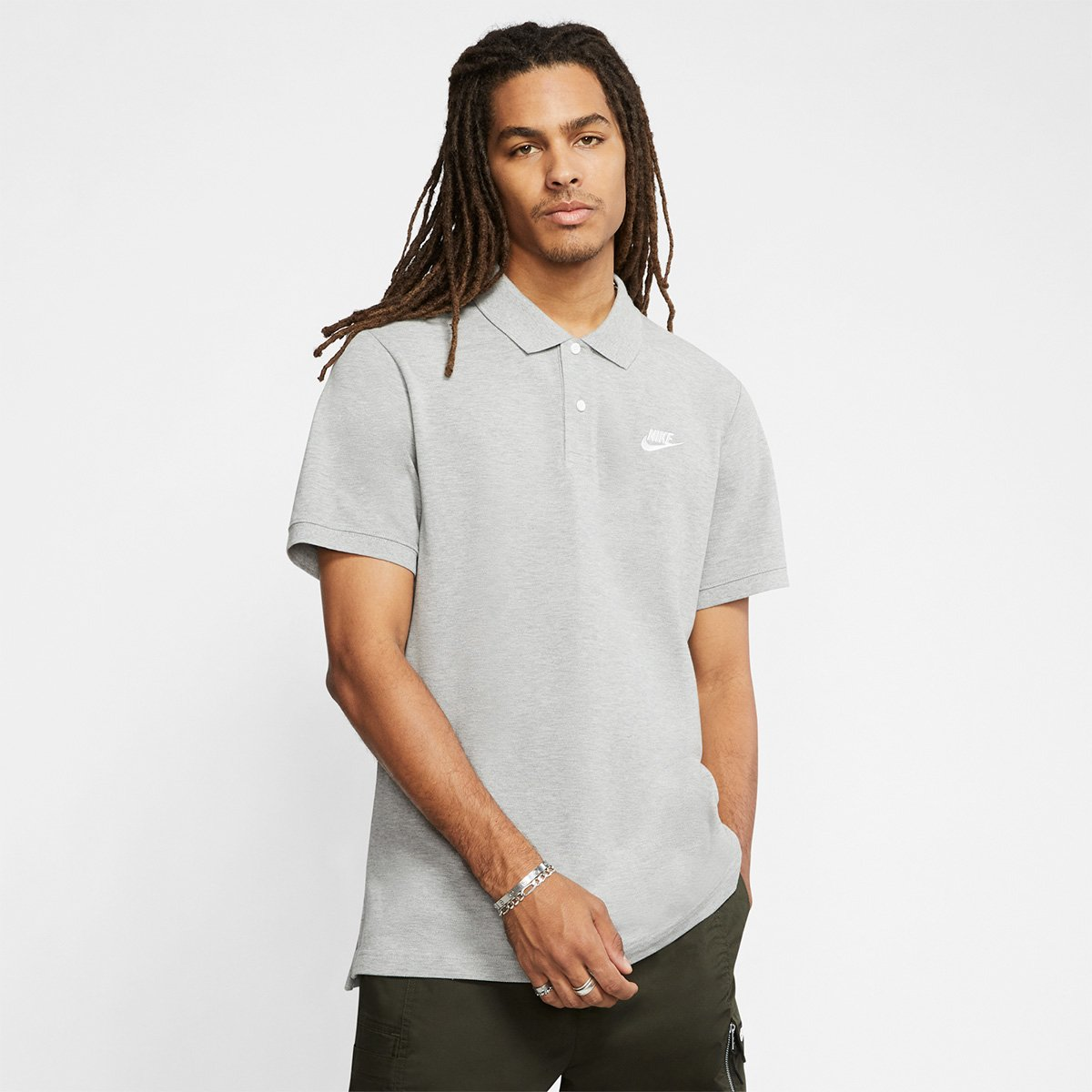 Camisa Polo Nike Sportswear Masculina