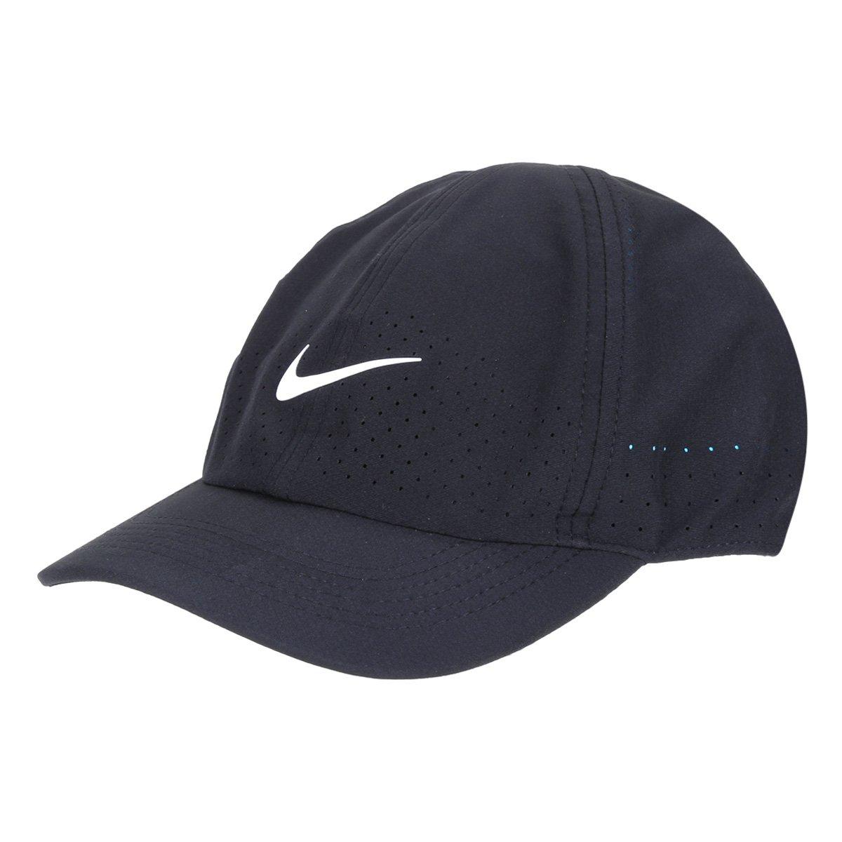 Boné Nike Court Aba Curva Strapback Aerobill Advantage