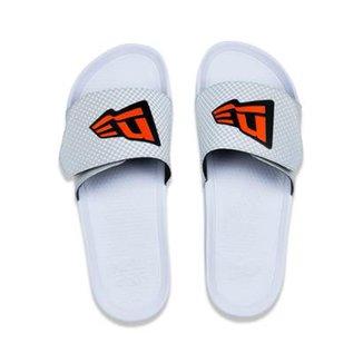 d59604fa50 Chinelo Slide Com Velcro Branded Masculino