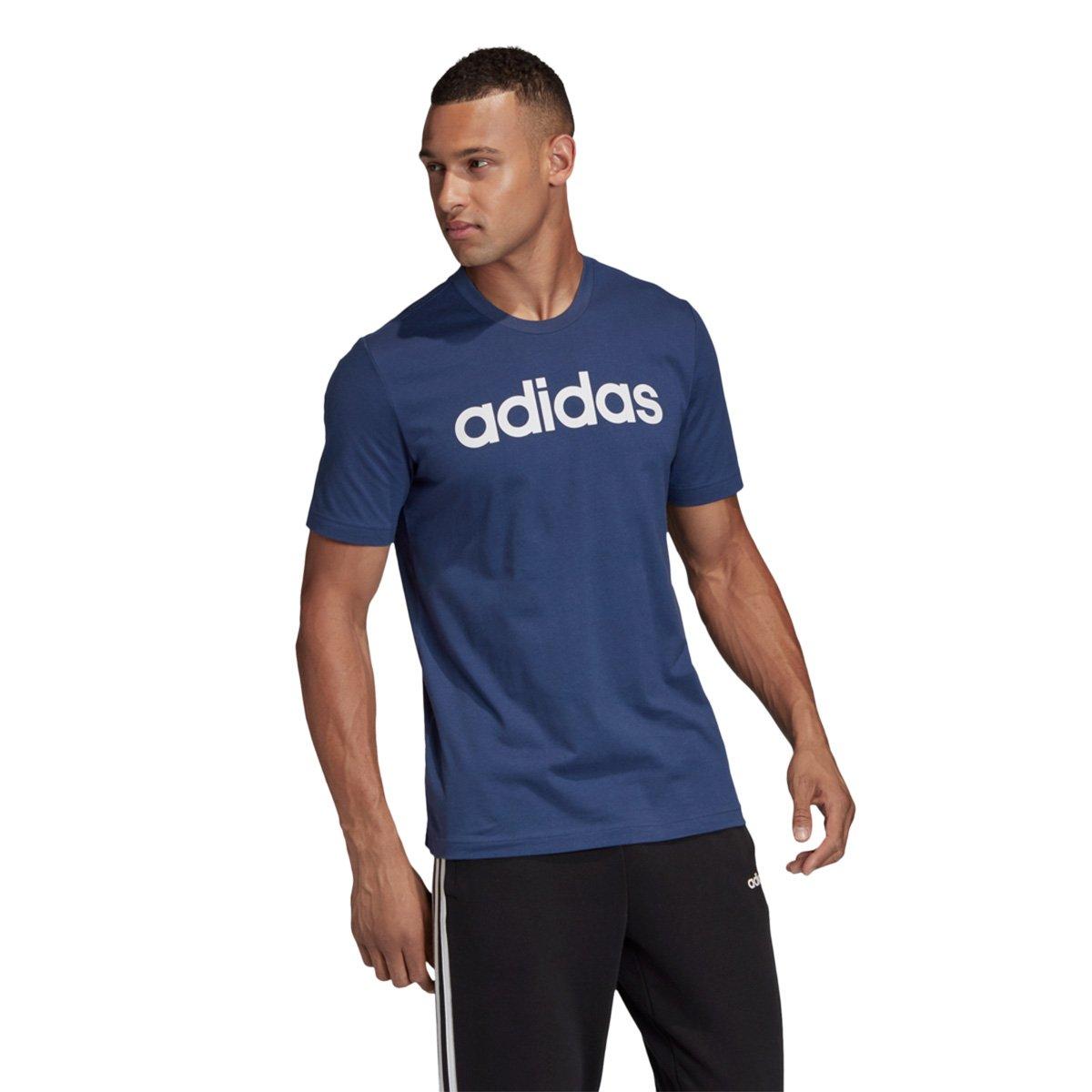 Camiseta Adidas Lin Tee Masculina