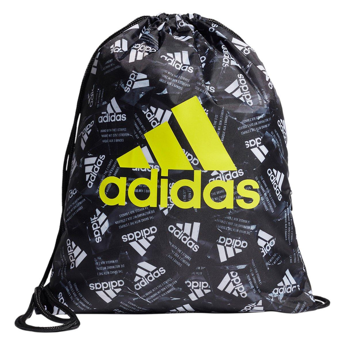 Sacola Adidas Gymsack Allover