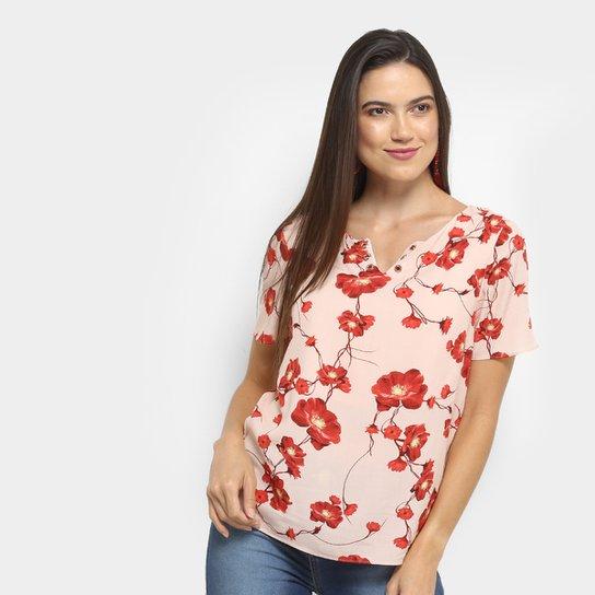 Blusa Lez a Lez Rayon Bali Feminina - Compre Agora  622531a8113