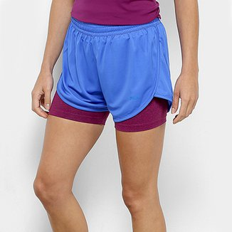 b046ed4dc Short Fila Double Training Feminino