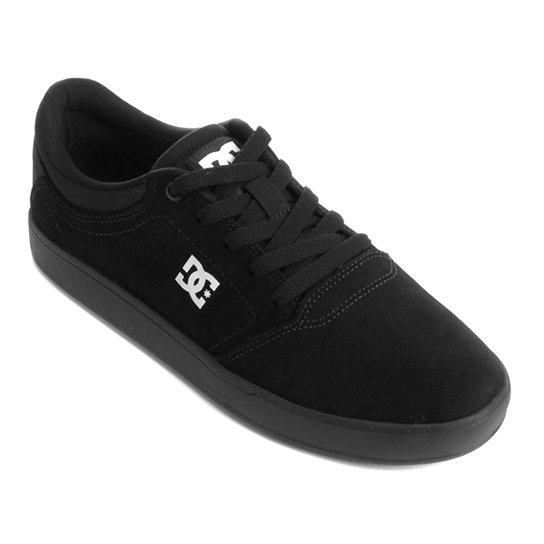 Tênis Dc Shoes Crisis LA Masculino - Branco e Preto - Compre Agora ... 39bdbd93784aa