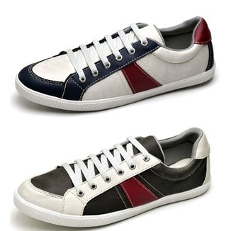d8952daaa3e Kit Sapatênis Top Franca Shoes