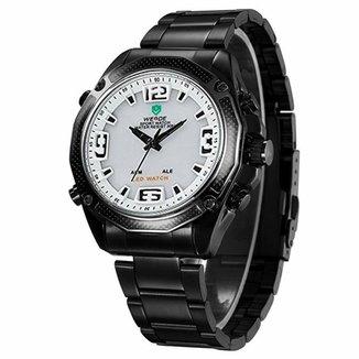 713d840602bf7d Relógios Weide Masculino Branco | Zattini