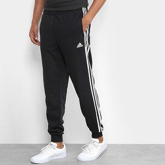 c27bb871a90 Calça Jogger Adidas Ess 3S Tcf Ft Masculina