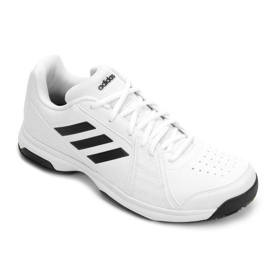 0b6cb6d4523 Tênis Adidas Approach Masculino - Branco e Preto - Compre Agora ...