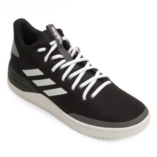 d285bb2f045 Tênis Adidas Retro Bball Masculino - Cinza - Compre Agora