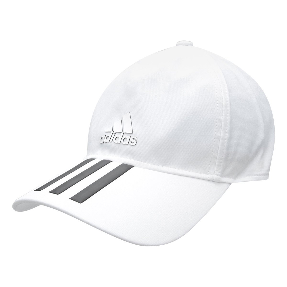 Boné Adidas C40 3 STripes Climalite Aba Curva