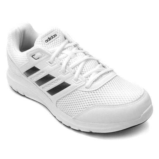 04efd8f514 Tênis Adidas Duramo Lite 2.0 Masculino - Branco e Preto - Compre ...