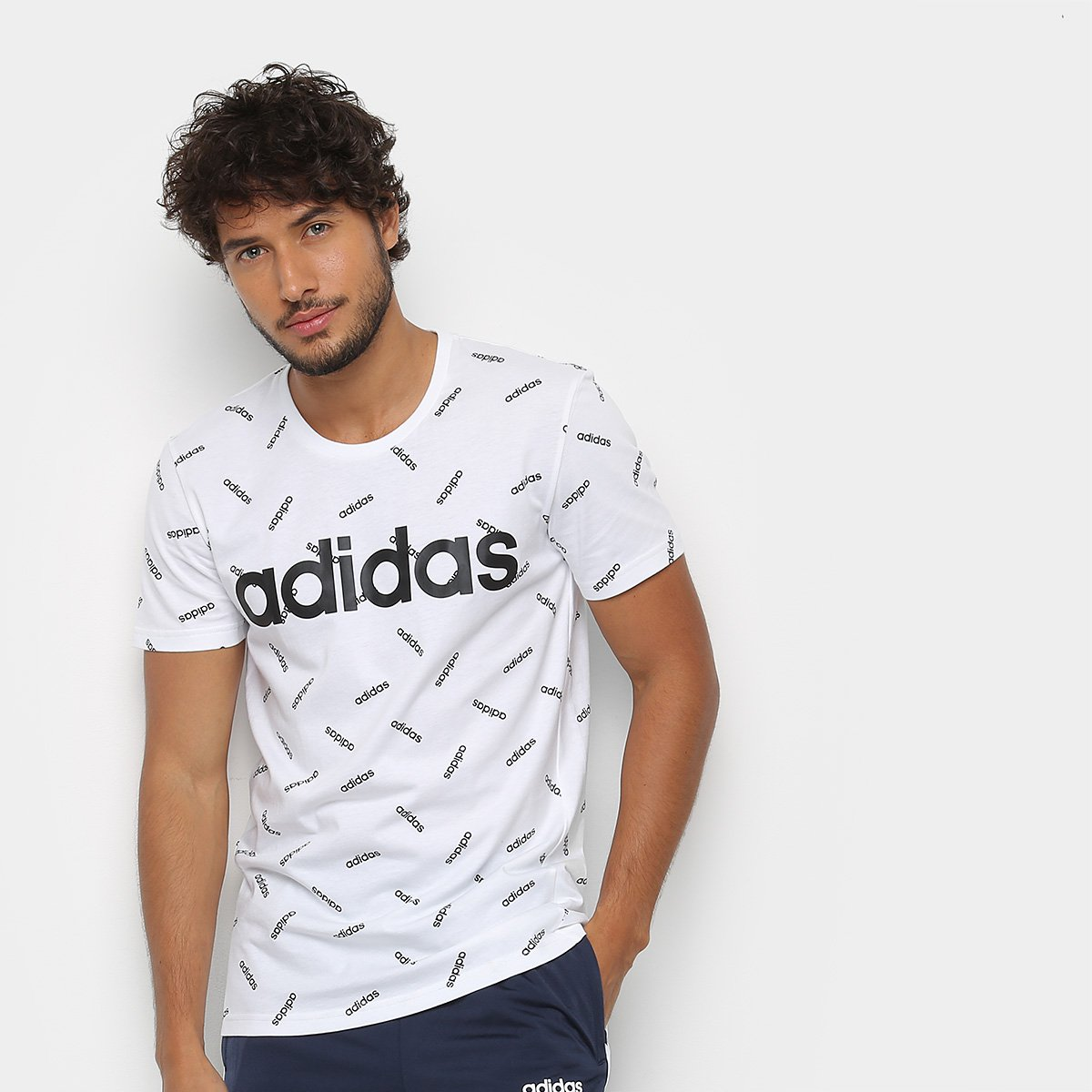 52b008976fe Camiseta Adidas AOP Masculina