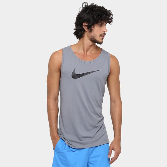 f50e38d1b1 Camiseta Regata Nike Top SL Elite Masculina - Compre Agora
