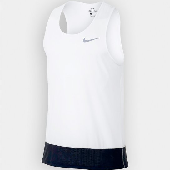 5c52ad7855185 Regata Nike Breathe Rapid Dri-Fit Masculina - Compre Agora
