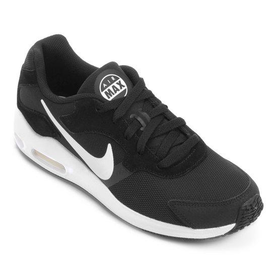 e5263ce9c Tênis Nike Air Max Guile Masculino - Branco e Preto - Compre Agora ...