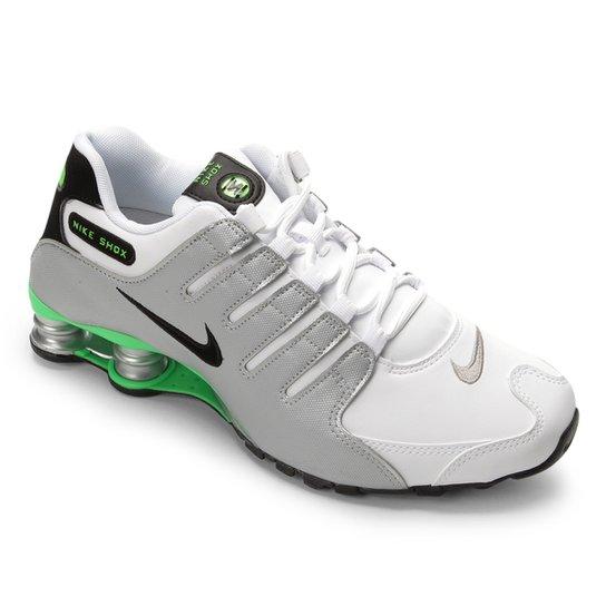 Tênis Nike Shox Nz Masculino - Compre Agora  14a31ea9726f2