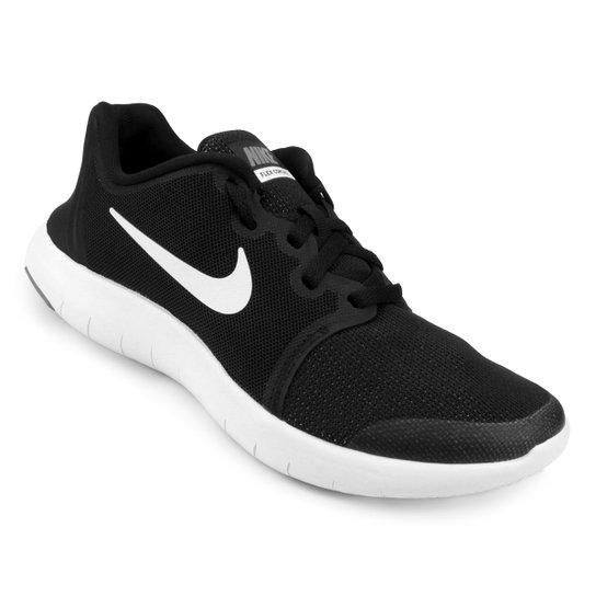 d3dab7b81f Tênis Infantil Nike Flex Contact 2 - Branco e Preto - Compre Agora ...