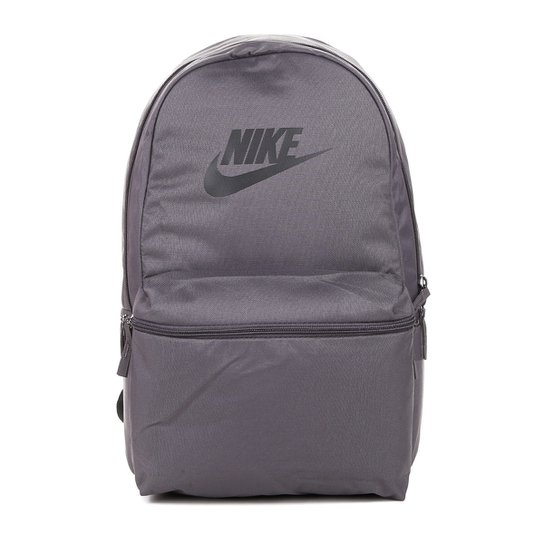 Mochila Nike Heritage Bkpk - Cinza e Preto - Compre Agora  802ed4a2fd097