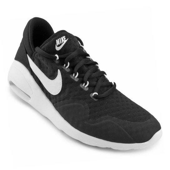 9429522bc0037 Tênis Nike Air Max Sasha Feminino - Branco e Preto - Compre Agora ...