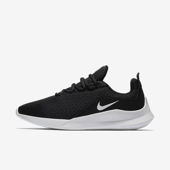 e906d77757 Tênis Nike Viale Feminino - Branco e Preto - Compre Agora