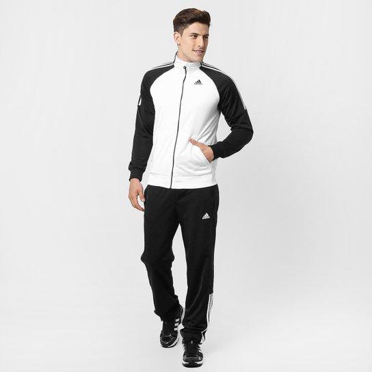 3b71b3e99bf06 Agasalho Adidas Riberio Knit Masculina - Compre Agora