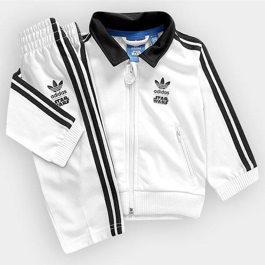 Agasalho Adidas 1 Star Wars ST TS Infantil - Compre Agora  70fc0c4c1f578
