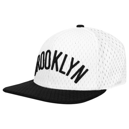 e99536ff0c546 Boné Adidas NBA Mesh Nets - Compre Agora