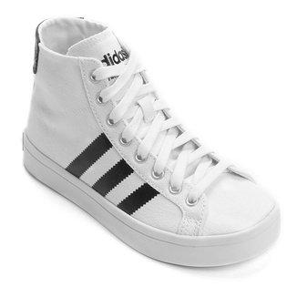 1289fff67a1ba Tênis Adidas Courtvantage Mid K Infantil