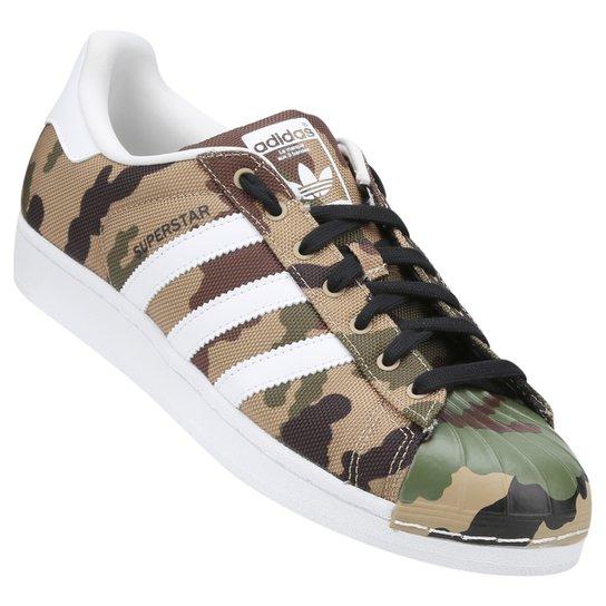 0f6a001da83 Tênis Adidas Superstar Toe Pack - Compre Agora