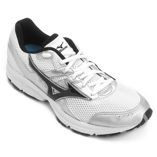 5666c99eb14 Tênis Mizuno Spark N Masculino - Branco e Preto - Compre Agora