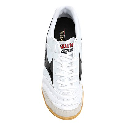 b8166c197d6ac ... Netshoes · Futebol · Chuteiras  Chuteira Futsal Mizuno Morelia Elite IN  2. Passe o mouse para ver o Zoom