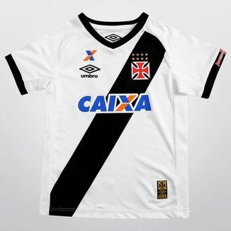 852a3b454 Camisa Umbro Vasco II 15 16 s nº Infantil