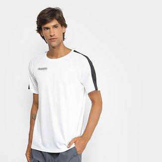 6b4345d7de Camiseta Kappa Mangui 2.0 Raglan Masculina