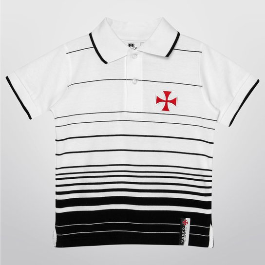 96460f68f3 Camisa Polo Vasco Fio Infantil - Compre Agora