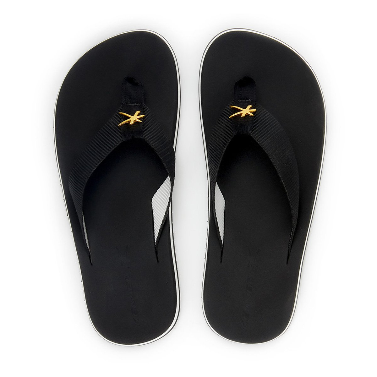 Chinelo Kenner One Gold Masculino
