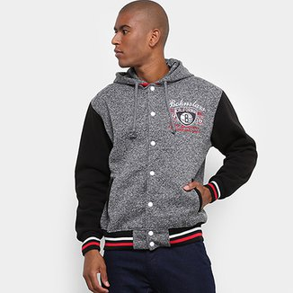 cbb4fad41 Jaqueta Moletom Broken Rules College California Masculina