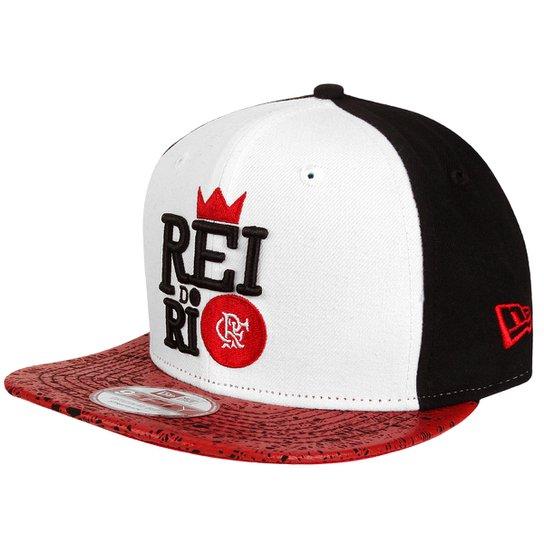 Boné New Era Rei do Rio Flamengo 950 - Compre Agora  e9b4c86b0f0
