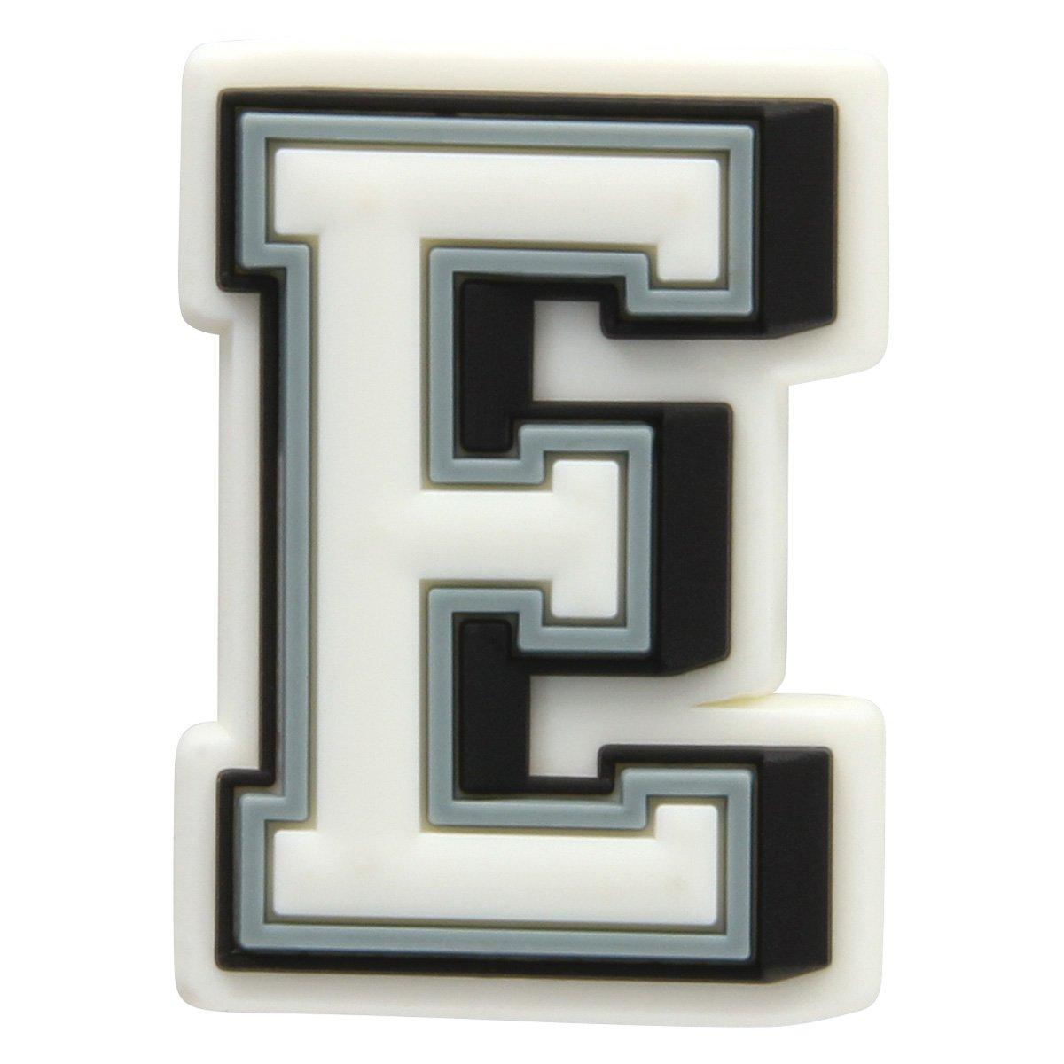 Jibbitz Crocs Letter E Symbol