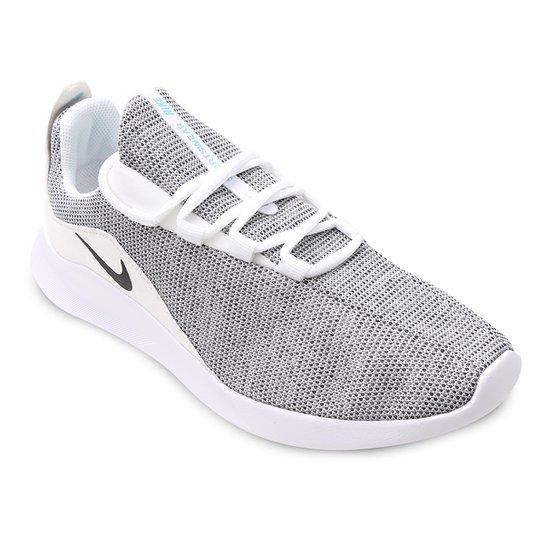 51c71681ed3 Tênis Nike Viale Premium Masculino - Branco e Preto - Compre Agora ...