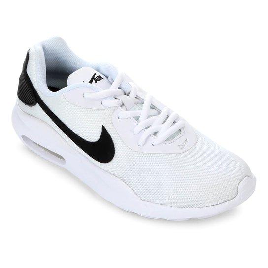 244e6dcfb11 Tênis Nike Air Max Oketo Feminino - Branco e Preto - Compre Agora ...